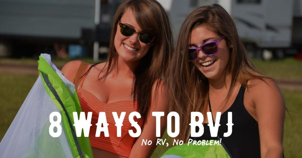 8 Ways to BVJ